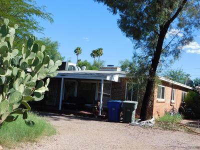 Tucson Single Family Home Active Contingent: 3002 E Loretta Drive