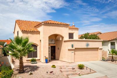 Oro Valley Single Family Home For Sale: 11119 N Desert Flower Drive