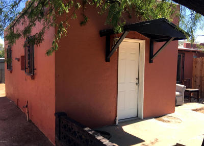 Tucson Residential Income For Sale: 303-307 E Palmdale Street