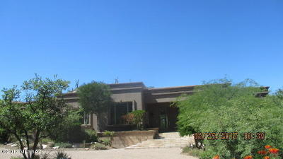 Single Family Home Active Contingent: 7518 N Secret Canyon Drive