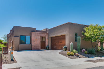 Marana Single Family Home For Sale: 11648 N Moon Ranch Place