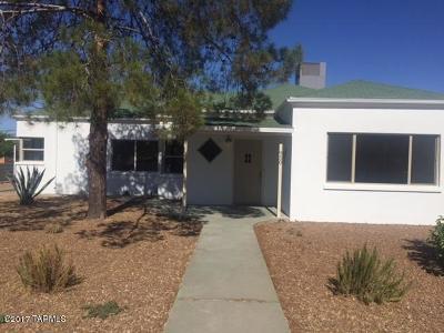 Tucson AZ Single Family Home For Sale: $365,000