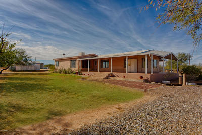 Pima County Manufactured Home For Sale: 5920 Travisgant Avenue