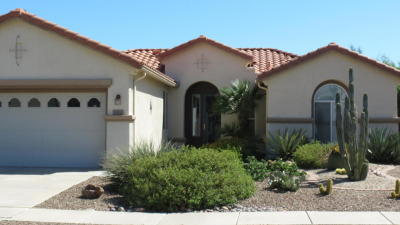 Continental Ranch Sunflower Single Family Home Active Contingent: 9870 N Scarlet Ranges Lane