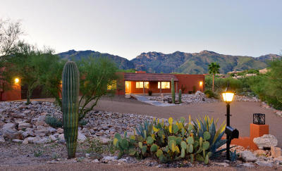 Single Family Home For Sale: 6063 E Paseo Cimarron