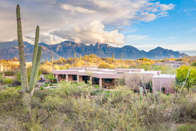 Oro Valley Single Family Home For Sale: 14244 N Honey Bee Trail