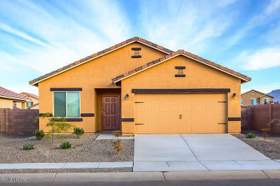 Marana Single Family Home For Sale: 11556 W Fayes Glen Drive