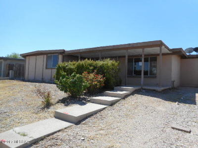 Tucson Single Family Home For Sale: 749 W Acadia Drive
