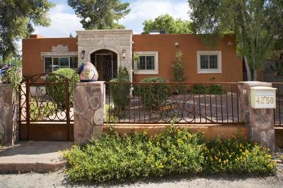 Single Family Home For Sale: 4250 E Kilmer Street
