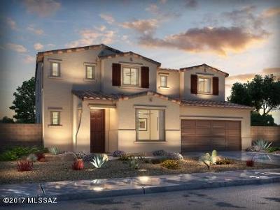 Marana Single Family Home For Sale: 12345 N Sandby Green Drive
