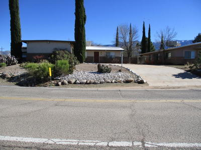 Catalina Single Family Home For Sale: 15972 N Twin Lakes Drive