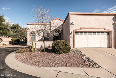 Oro Valley Single Family Home Active Contingent: 1396 W Dry Wash Place