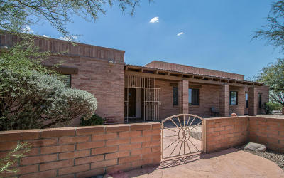 Single Family Home For Sale: 10790 E Placita De Pascua