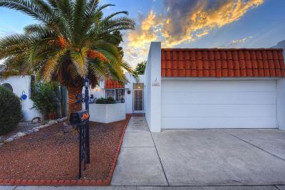 Tucson Townhouse For Sale: 1601 N Via Dorado