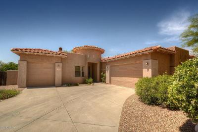 Single Family Home For Sale: 6177 N Via Jaspeada