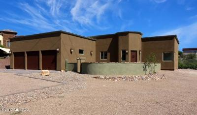 Tucson Single Family Home Active Contingent: 4544 N Camino Real