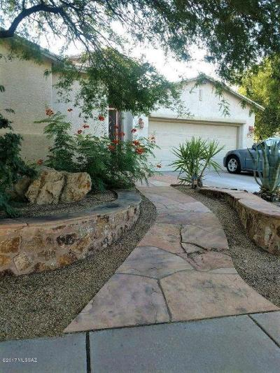 Tucson Single Family Home Active Contingent: 3562 S Twilight Echo Road