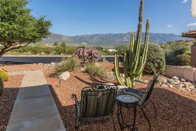 Saddlebrooke Single Family Home For Sale: 37548 S Desert Bluff Drive
