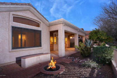 Tucson Single Family Home For Sale: 5280 N Spring View Drive