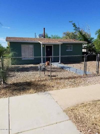 Single Family Home For Sale: 1220 E 35th Street