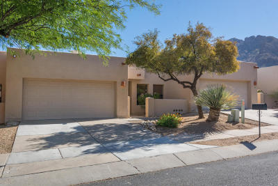 Oro Valley Townhouse For Sale: 131 E Bowers Court