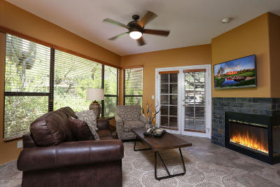 Canyon View At Ventana Condominium (1-264) Single Family Home Active Contingent: 6655 N Canyon Crest Drive #17101