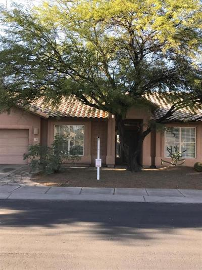 Tucson Single Family Home For Sale: 7190 W Yarbough Drive
