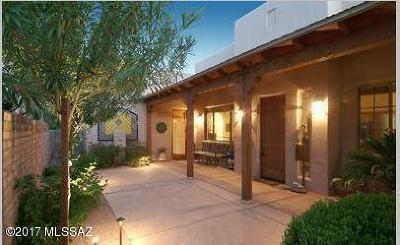 Tucson Single Family Home For Sale: 4940 E Garrison Court