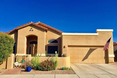 Oro Valley Single Family Home For Sale: 365 W Spearhead Road
