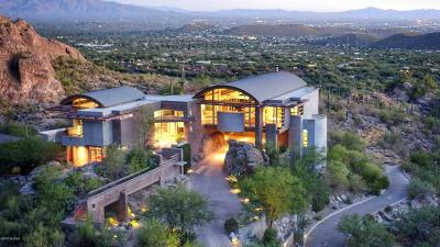 Ventana Canyon Estates (1-63), Ventana Canyon Estates (110-148, 179-185), Ventana Canyon Estates (149-178), Ventana Canyon Lake Estates (1-47), Ventana Canyon Mountain Estate (1-73), Ventana Canyon Golf Villas Single Family Home For Sale: 6703 N Hole In The Wall Way