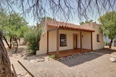 Single Family Home For Sale: 2648 E Drachman Street