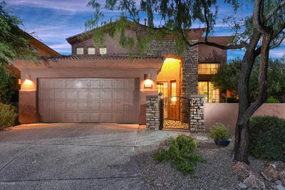 Oro Valley Single Family Home For Sale: 202 E Brearley Drive