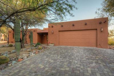 Tucson Single Family Home For Sale: 4221 E Pontatoc Drive