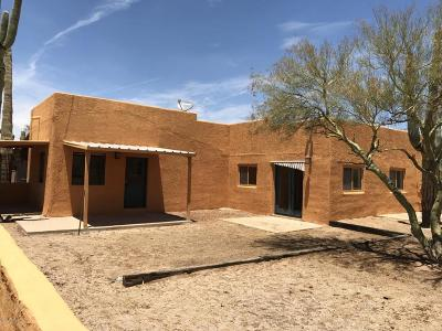 Single Family Home For Sale: 38131 S Kit Fox Trail