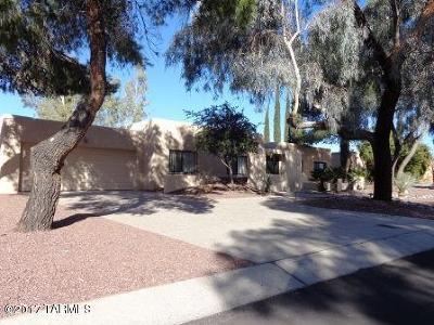 Single Family Home For Sale: 6939 E Hacienda Reposo