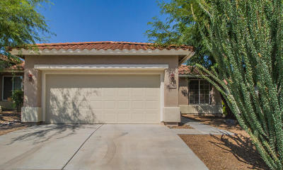 Continental Ranch Sunflower Single Family Home Active Contingent: 9409 N Wishing Star Drive