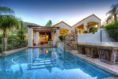 Single Family Home For Sale: 5951 E Placita Alta Reposa