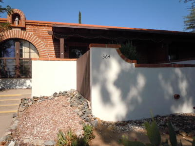 Green Valley Single Family Home For Sale: 364 C W Paseo Aguila #C