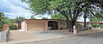 Tucson Single Family Home For Sale: 7621 E Seneca Street