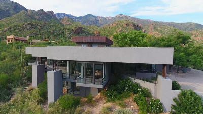 Tucson Single Family Home For Sale: 6161 E Finisterra