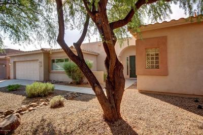 Oro Valley Single Family Home For Sale: 13309 N Booming Drive