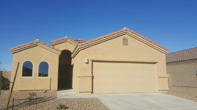 Marana Single Family Home For Sale: 12316 W Fianchetto Drive