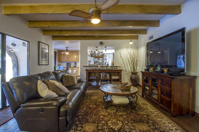 Single Family Home For Sale: 4651 N Paseo Aquimuri