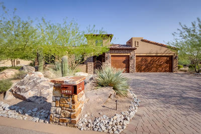 Oro Valley Single Family Home For Sale: 13973 N Stone Gate Place