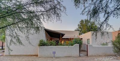 Tucson Single Family Home For Sale: 5169 S Renewal Lane