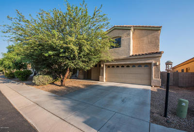 Single Family Home For Sale: 6645 E Gehrig Lane
