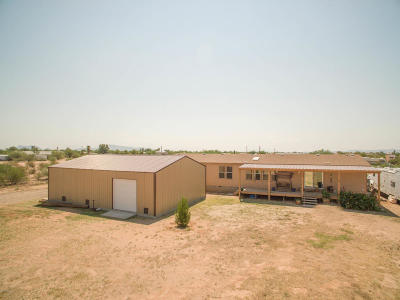 Marana Single Family Home Active Contingent: 11710 N Musket Road