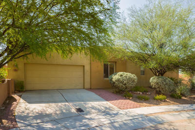 Tucson Single Family Home For Sale: 10310 E Jarod James Place