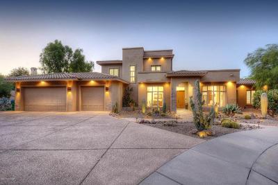 Single Family Home For Sale: 6882 E Desert Wind Court