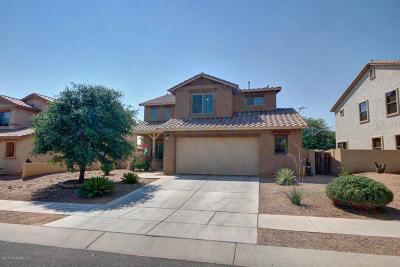 Pima County Single Family Home Active Contingent: 509 W Camino Curvitas